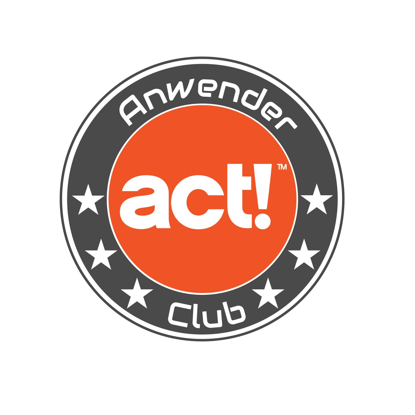 Logo: act! Anwender Club